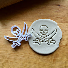 Jolly Roger Cookie Cutter