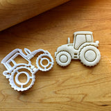 Modern Tractor Cookie Cutter/Dishwasher Safe