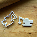 Excavator Cookie Cutter/Dishwasher Safe