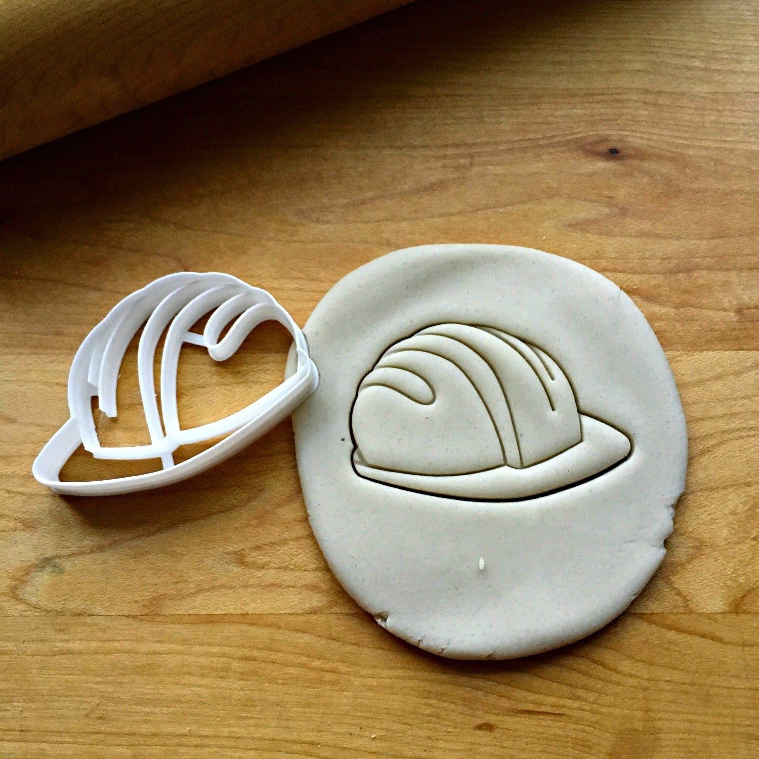 Construction Worker Hat Cookie Cutter/Dishwasher Safe