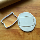 Mail Bag Cookie Cutter