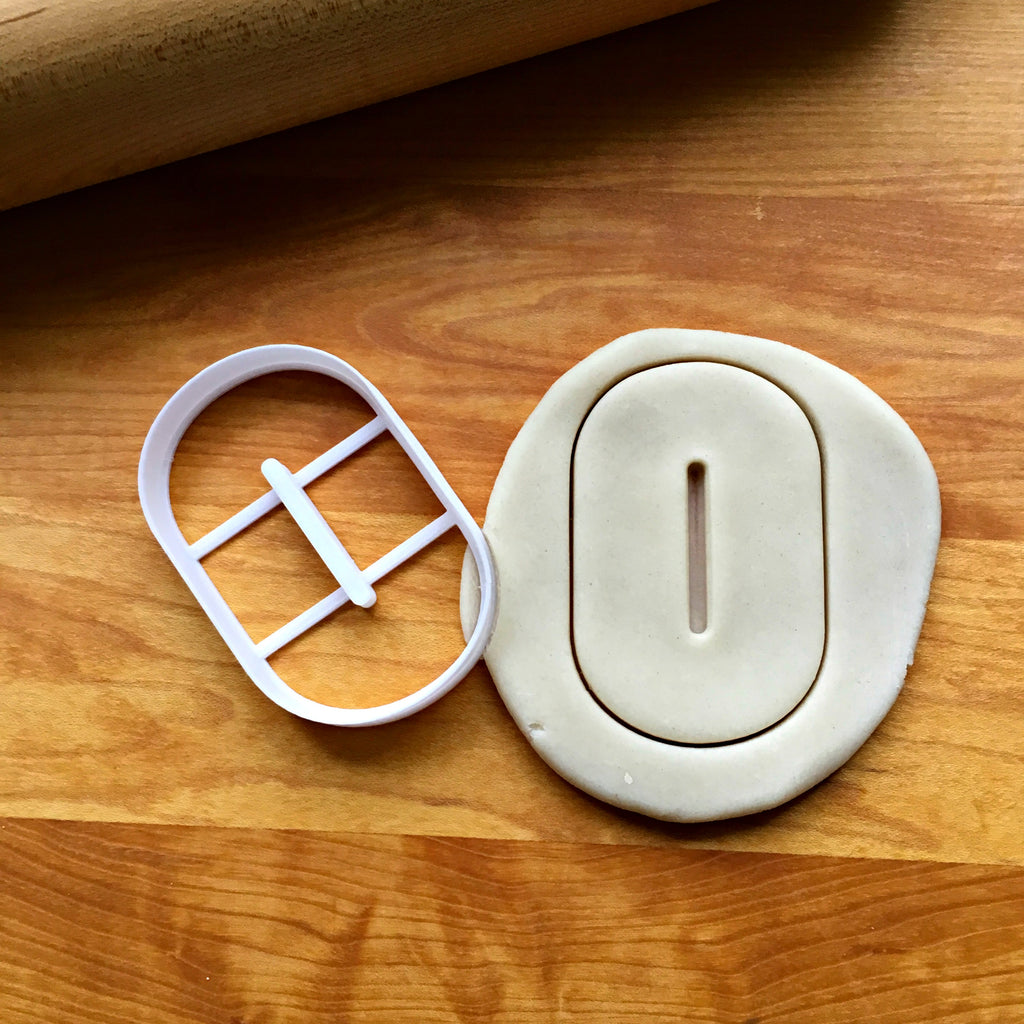 Zero Cookie Cutter/Dishwasher Safe