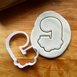 Bubble Number 9 Cookie Cutter