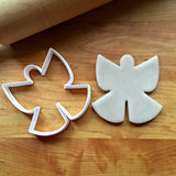 Snow Angel Cookie Cutter/Dishwasher Safe