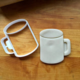 Mug Cookie Cutter/Dishwasher Safe