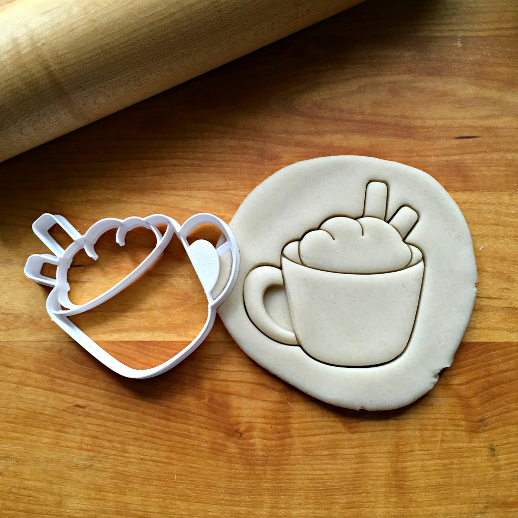 Cup of Cocoa Cookie Cutter