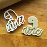 Lettered Number 9 Cookie Cutter/Dishwasher Safe