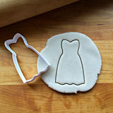 Dress Cookie Cutter/Dishwasher Safe