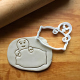 Gingerbread Plaque Cookie Cutter