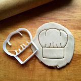 Chef Hat Cookie Cutter/Dishwasher Safe
