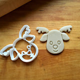 Reindeer Cookie Cutter/Dishwasher Safe
