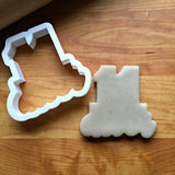 Lettered Number 11 Cookie Cutter/Dishwasher Safe