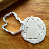 Lettered Number 18 Cookie Cutter/Dishwasher Safe