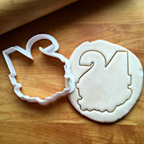 Lettered Number 24 Cookie Cutter/Dishwasher Safe