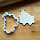 Bee with Honeycomb Sign or Plaque Cookie Cutter/Dishwasher Safe