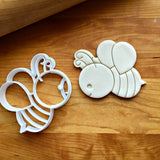 Bee Cookie Cutter/Dishwasher Safe