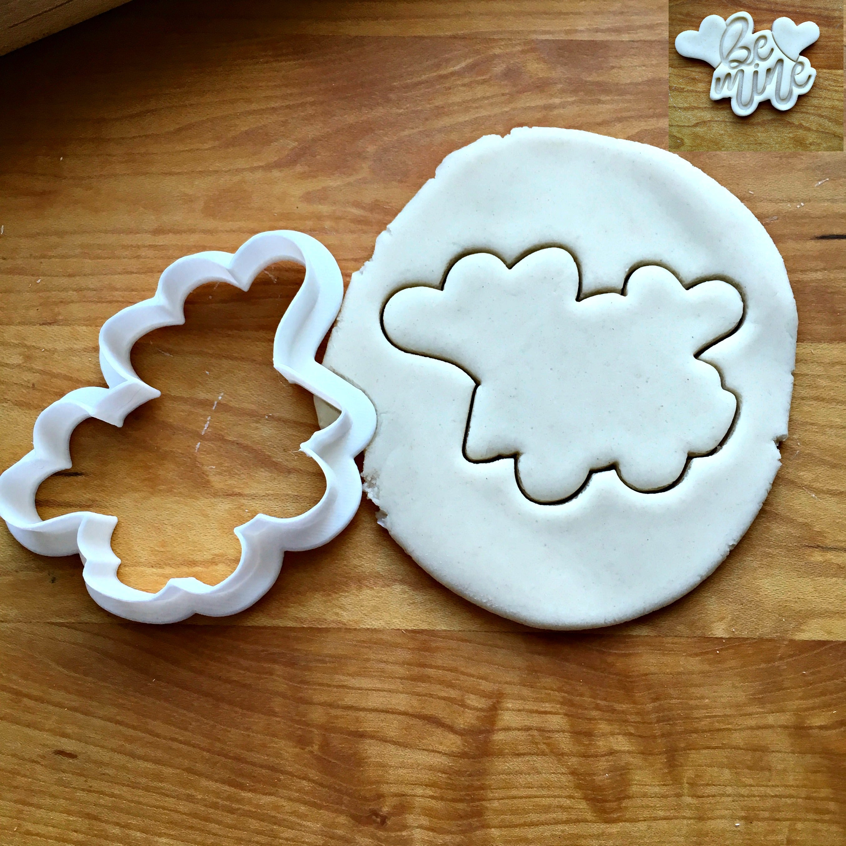 Be Mine Cookie Cutter/Dishwasher Safe
