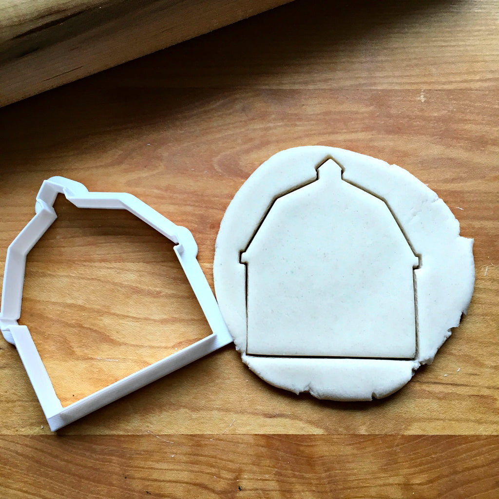 Barn Cookie Cutter/Dishwasher Safe