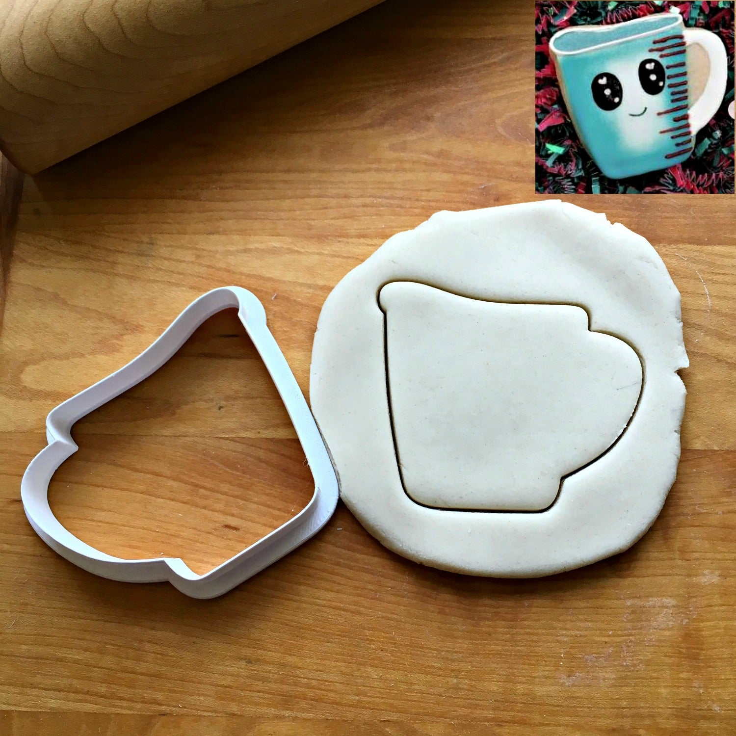 Measuring Cup Cookie Cutter/Dishwasher Safe