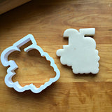 Lettered Number 35 Cookie Cutter/Dishwasher Safe