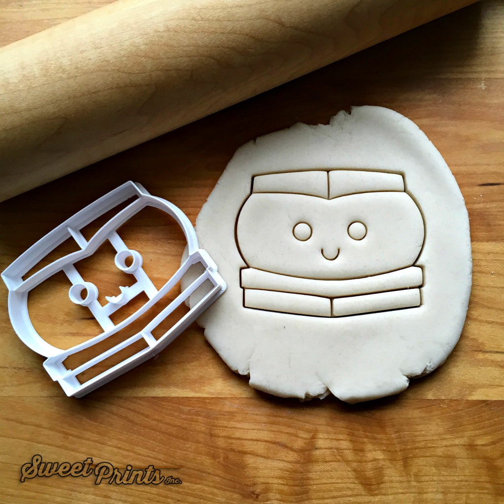 S'Mores/Smores Cookie Cutter/Dishwasher Safe