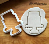 Tiered Cake Cookie Cutter/Dishwasher Safe