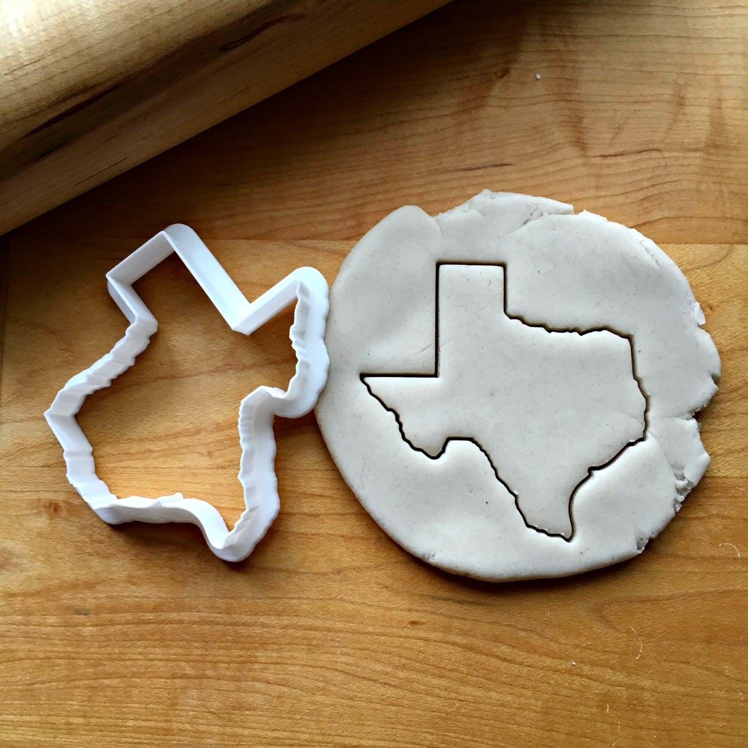 State of Texas Cookie Cutter/Dishwasher Safe