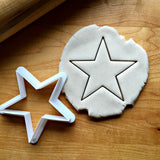 Star Cookie Cutter/Dishwasher Safe