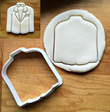 Tuxedo Cookie Cutter/Dishwasher Safe