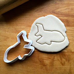 Airplane Cookie Cutter/Multi-Size/Dishwasher Safe - Sweet Prints Inc.