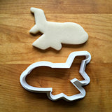Airplane Cookie Cutter/Multi-Size/Dishwasher Safe