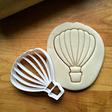 Hot Air Balloon Cookie Cutter/Multi-Size/Dishwasher Safe