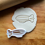 Blimp Cookie Cutter/Dishwasher Safe