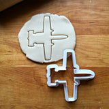 Attack Jet Fighter Cookie Cutter/Multi-Size/Dishwasher Safe