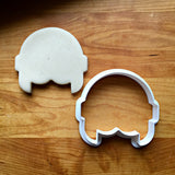 Flight Helmet Cookie Cutter/Multi-Size/Dishwasher Safe