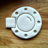 Port Hole Cookie Cutter/Multi-Size/Dishwasher Safe