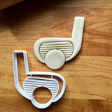 Golf Club Cookie Cutter/Dishwasher Safe