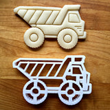 Dump Truck Cookie Cutter/Dishwasher Safe