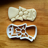 Set of 4 Graduation Cookie Cutters/Dishwasher Safe