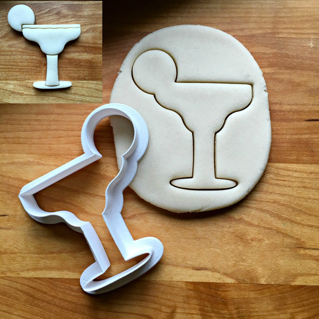 Margarita with Lime Cookie Cutter/Dishwasher Safe