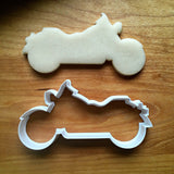 Motorcycle Cookie Cutter/Dishwasher Safe