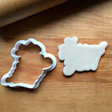 She Said Yes! Script Cookie Cutter/Dishwasher Safe