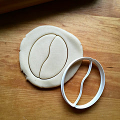 Coffee Bean Cookie Cutter/Dishwasher Safe