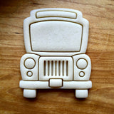 School Bus Cookie Cutter/Dishwasher Safe
