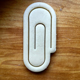 Paper Clip Cookie Cutter/Dishwasher Safe