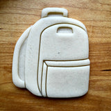 Book Bag Cookie Cutter/Dishwasher Safe