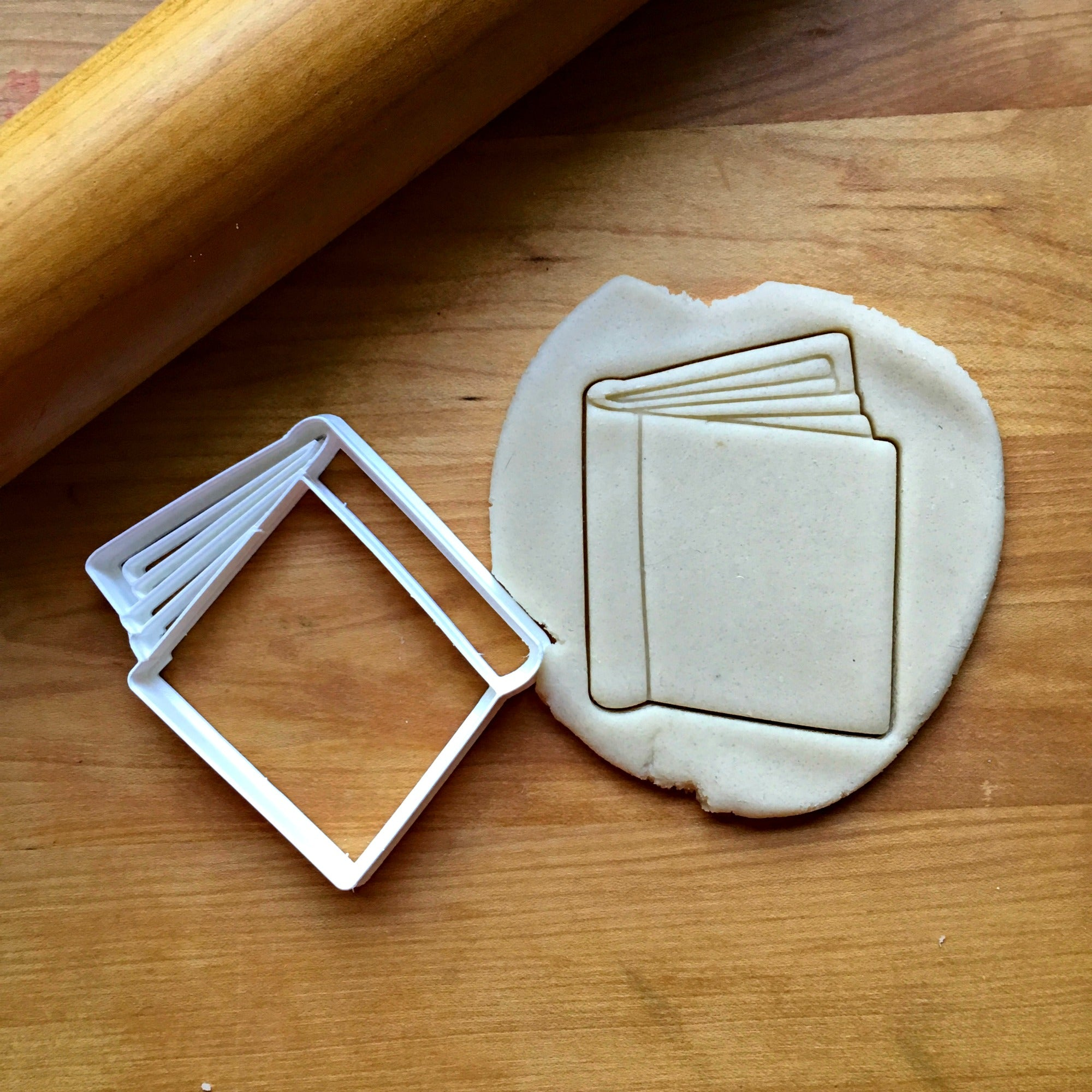 Book Cookie Cutter/Dishwasher Safe