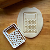 Calculator Cookie Cutter/Dishwasher Safe
