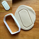 Eraser Cookie Cutter/Dishwasher Safe