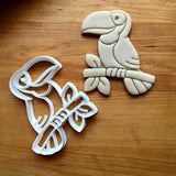 Toucan Cookie Cutter/Dishwasher Safe